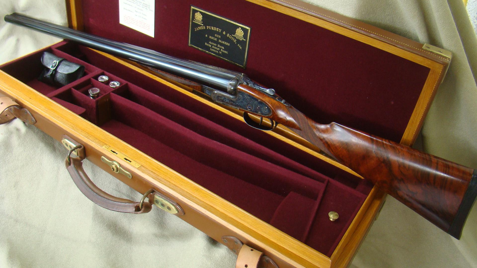 Osprey Arms Exceptional J Purdey 12 Ga